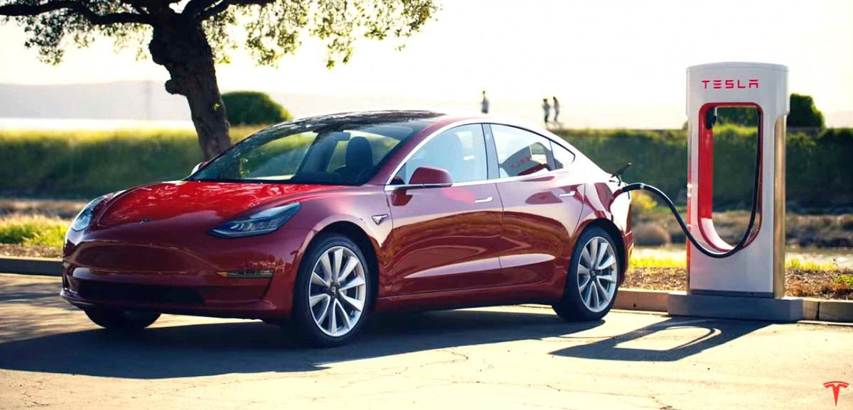 лектрокары Tesla 2019