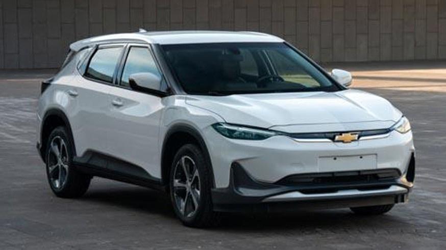 кроссовер Chevrolet