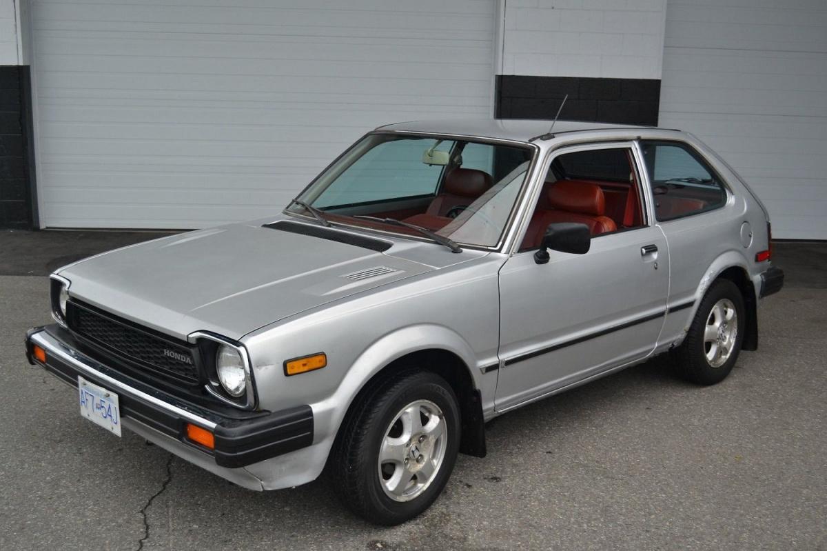 Honda Civic SL