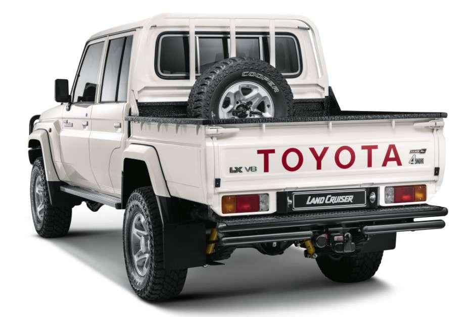Toyota Land Cruiser 79 Namib