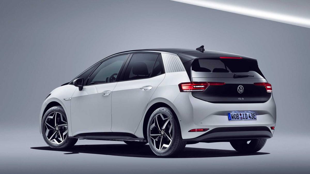 Характеристика, преимущества и интересные особенности Volkswagen ID.3