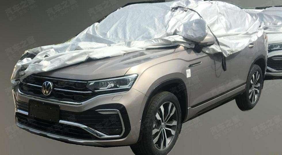 VW Tayron