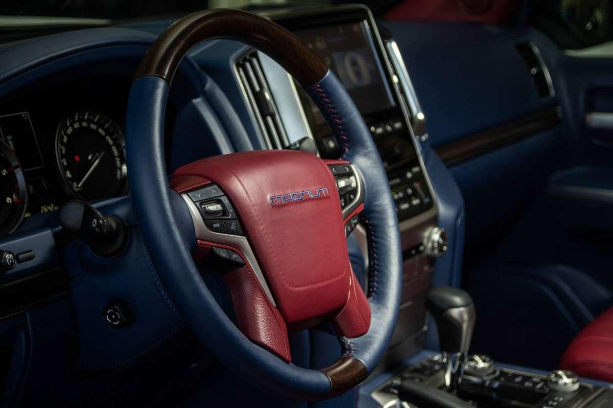 Американцы восхитились работой украинского тюнинг-ателье над Toyota Land Cruiser (ФОТО)