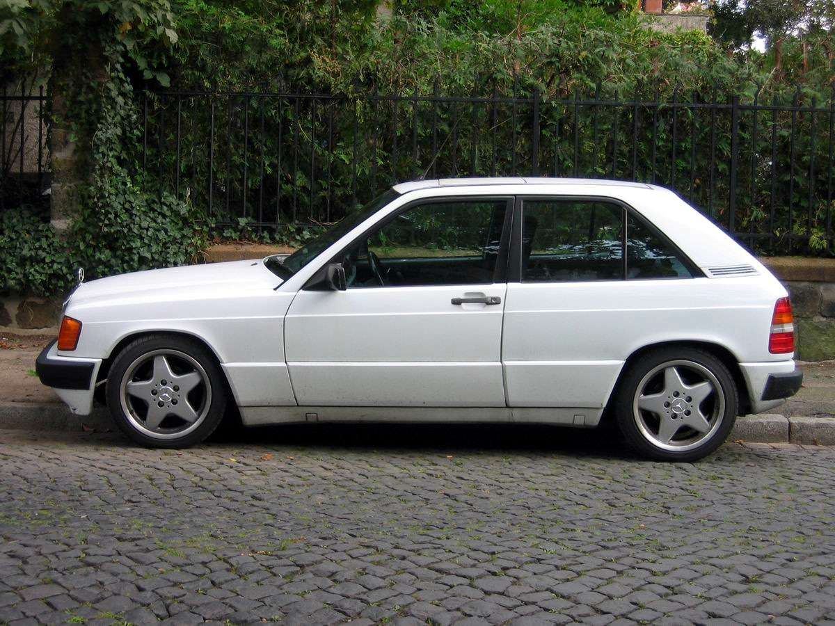 Mercedes W201