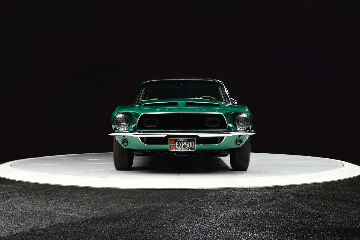 Как выглядит самый дорогой Ford Mustang за $3 миллиона