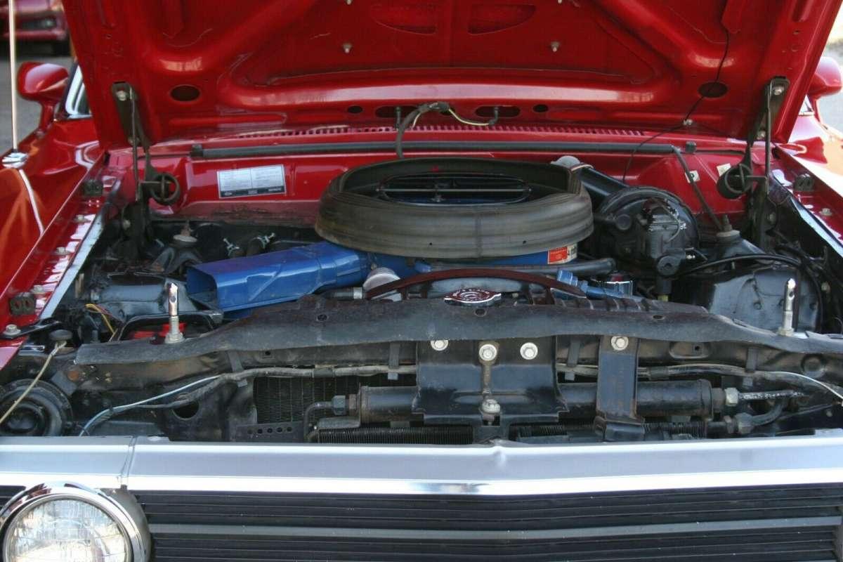 Старый Ford с пробегом 1800 км продали по цене нового Mercedes S-Class