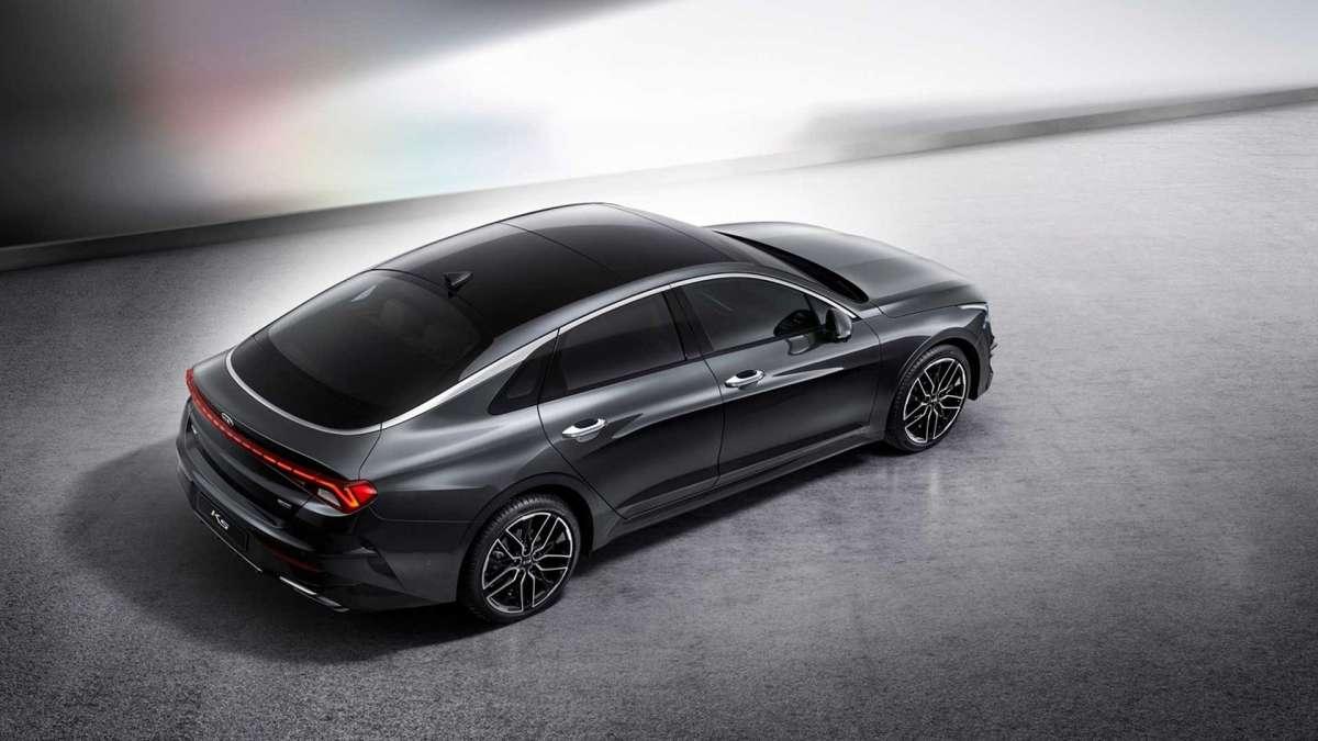 Новая Kia Optima 2020: стильный дизайн и новые двигатели