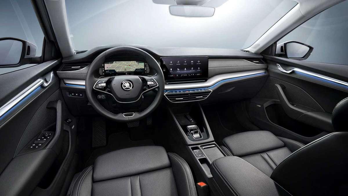 Сколько стоит новая Skoda Octavia 2020 в Европе