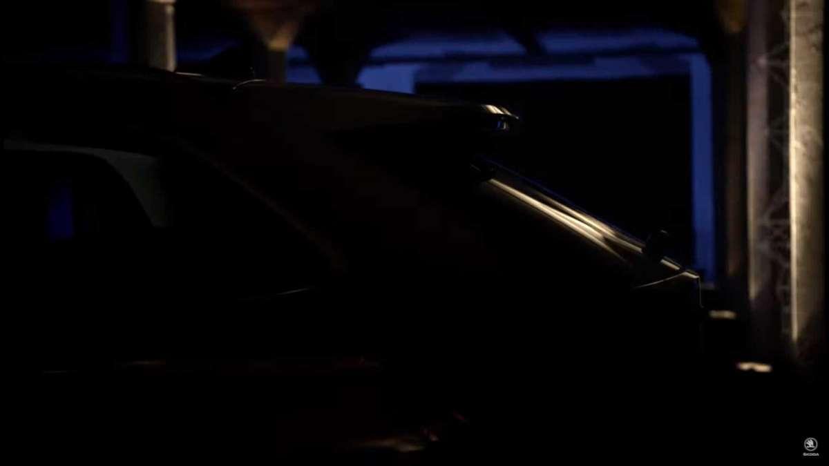 Шкода показала обновленный тип Octavia наофициальном видео