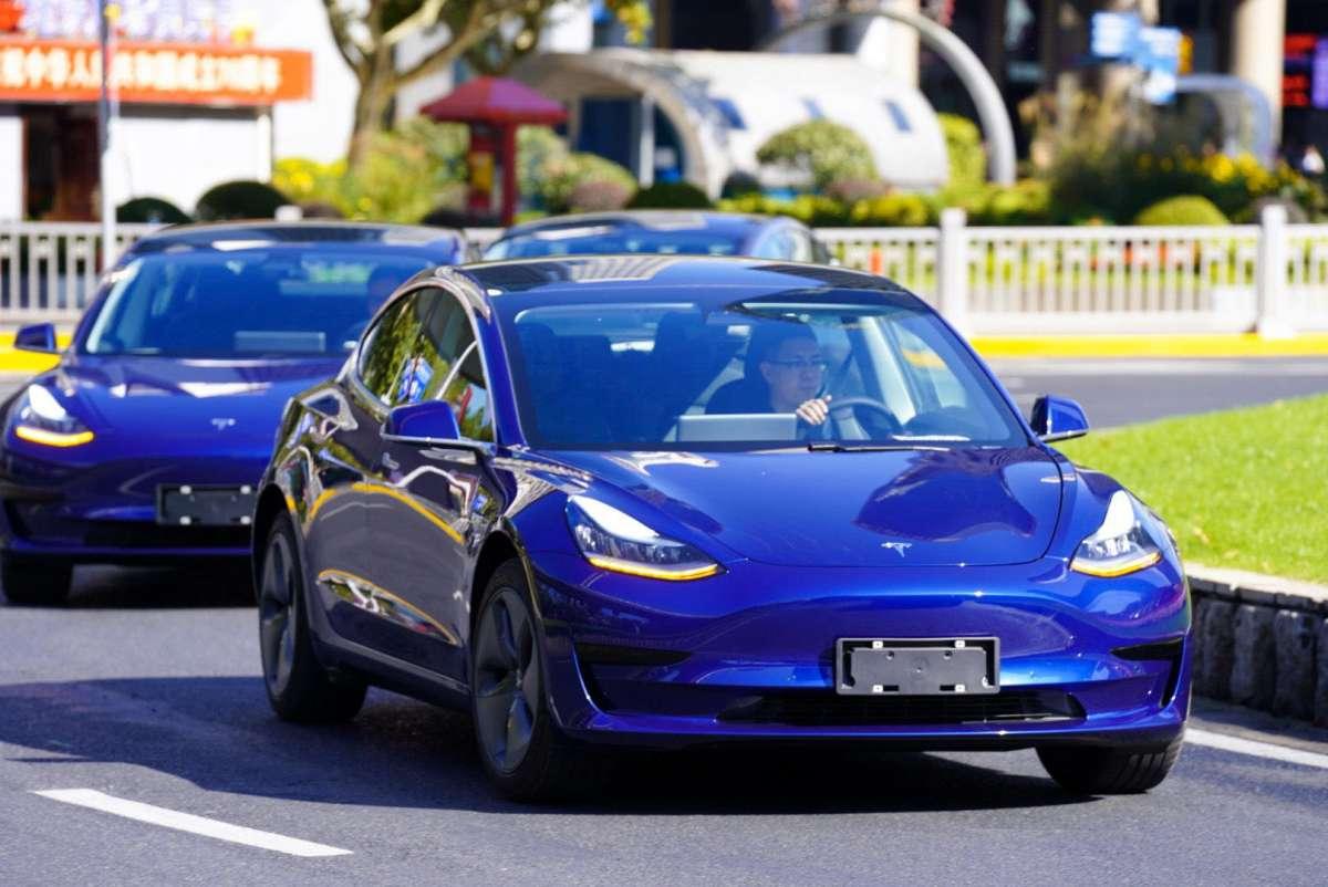 Китайская Tesla Model 3 получилась лучше американской
