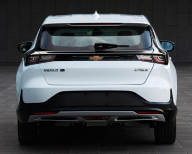 Первый электрокроссовер Chevrolet: 300 км запаса хода и цена как у Дастера