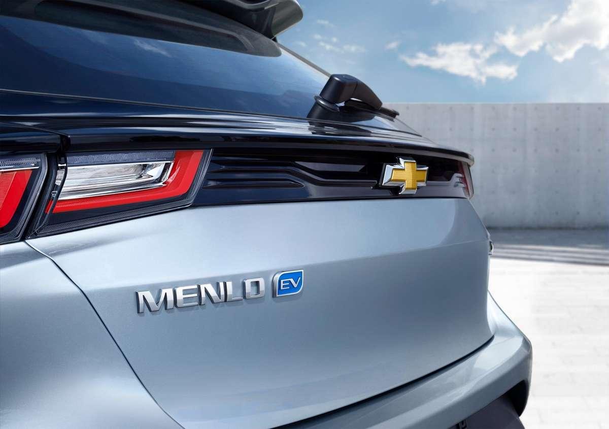 Chevrolet Menlo — еще один электрокар за небольшие деньги