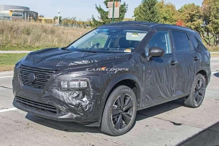Новый Nissan X-Trail 2021: дизайн в стиле Juke и турбомотор Infiniti