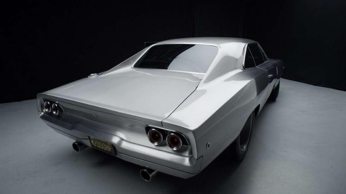 Легендарный авто из фильма Форсаж выставили на аукцион
