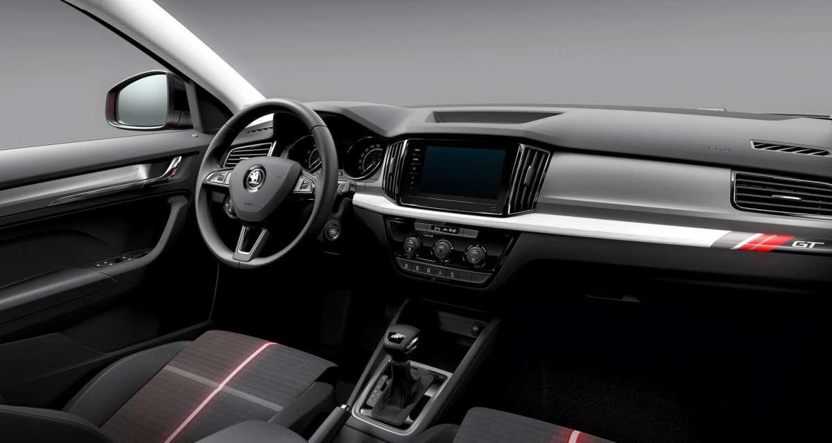 Skoda Kamiq GT пока планируют продавать исключительно в Китае.