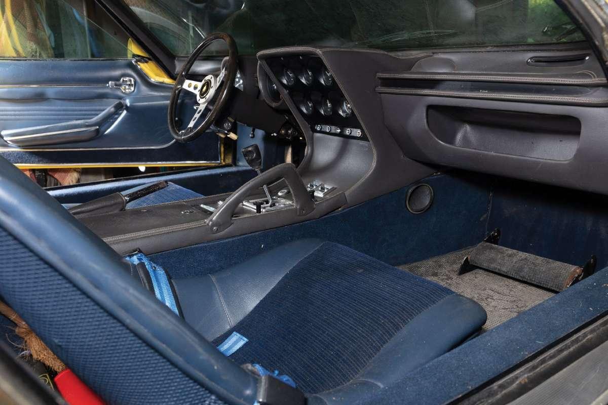 Заброшенный суперкар Lamborghini ушел с молотка за $1,6 миллиона