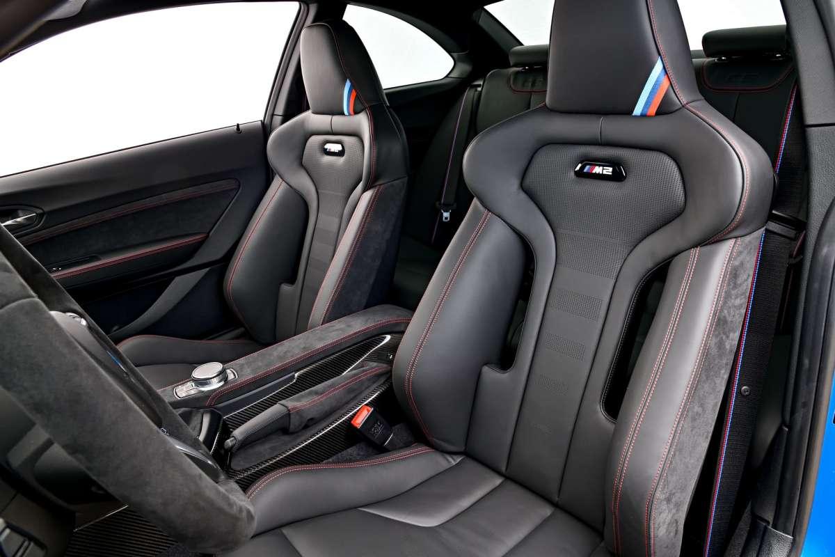 Самая мощная двойка BMW: 450 сил и карбоновая крыша