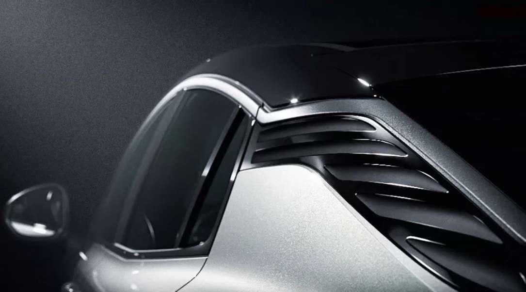 Появились официальные изображения купе-кроссовера Lynk & Co05