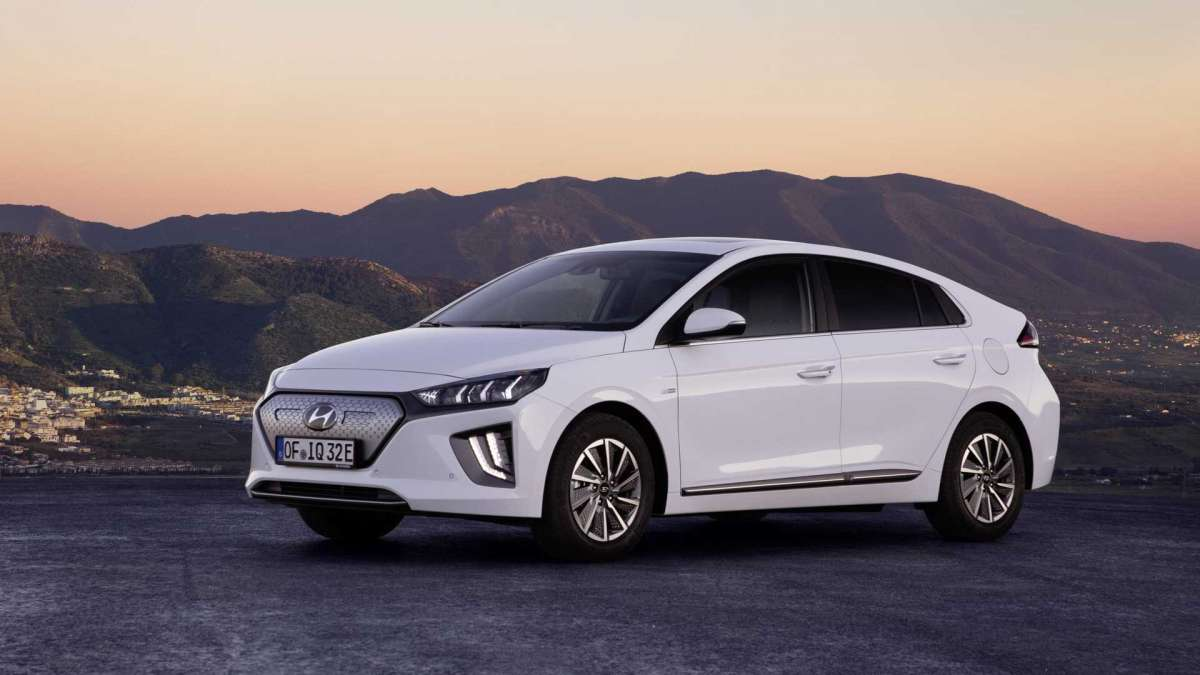 Электрокар Hyundai Ioniq 2020 удивил запасом хода в реальных условиях