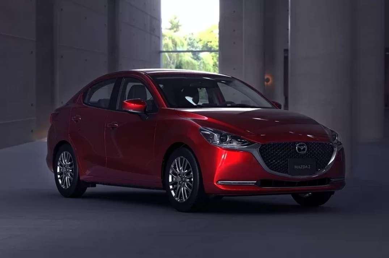 Самый дешёвый седан Mazda порадовал дизайном и оснащением
