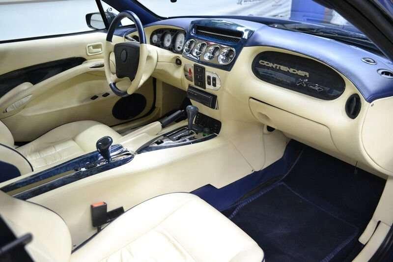 Удивительный гибрид Mercedes SLK и Гелендвагена продают по цене суперкара