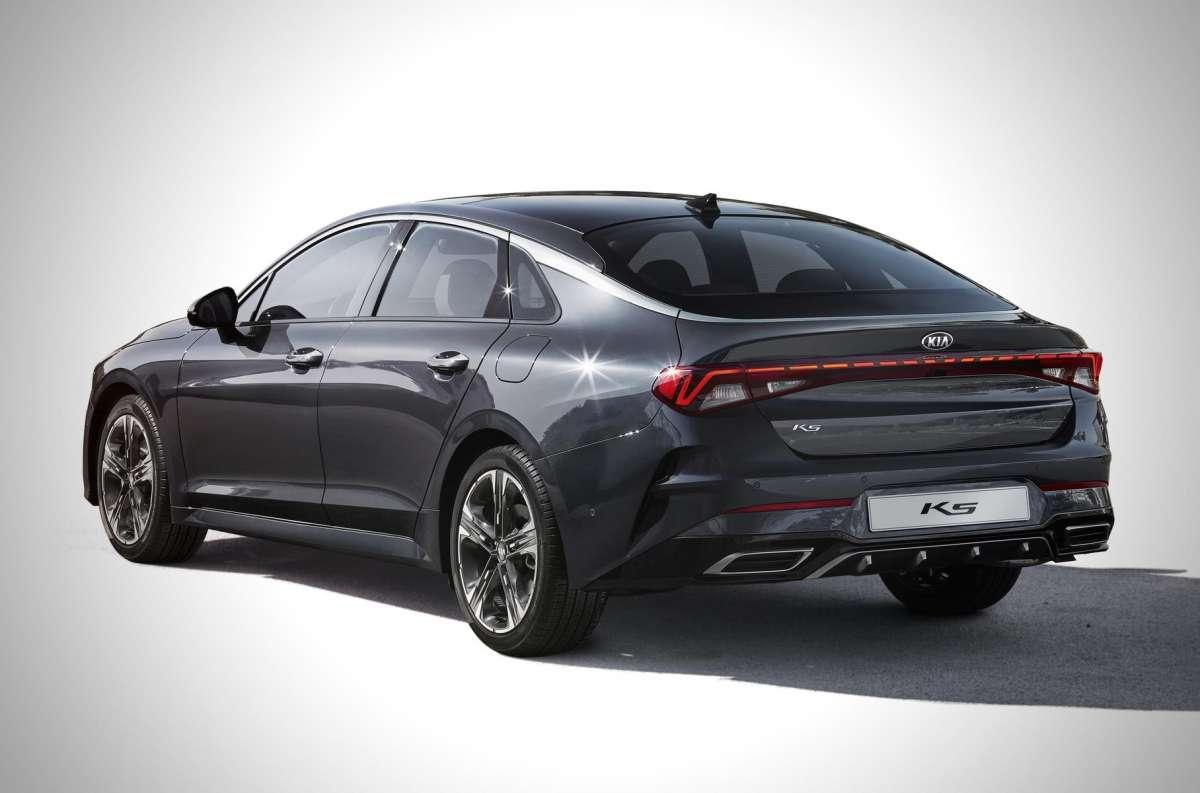 Новая Kia Optima 2020: полный привод и до 300 сил