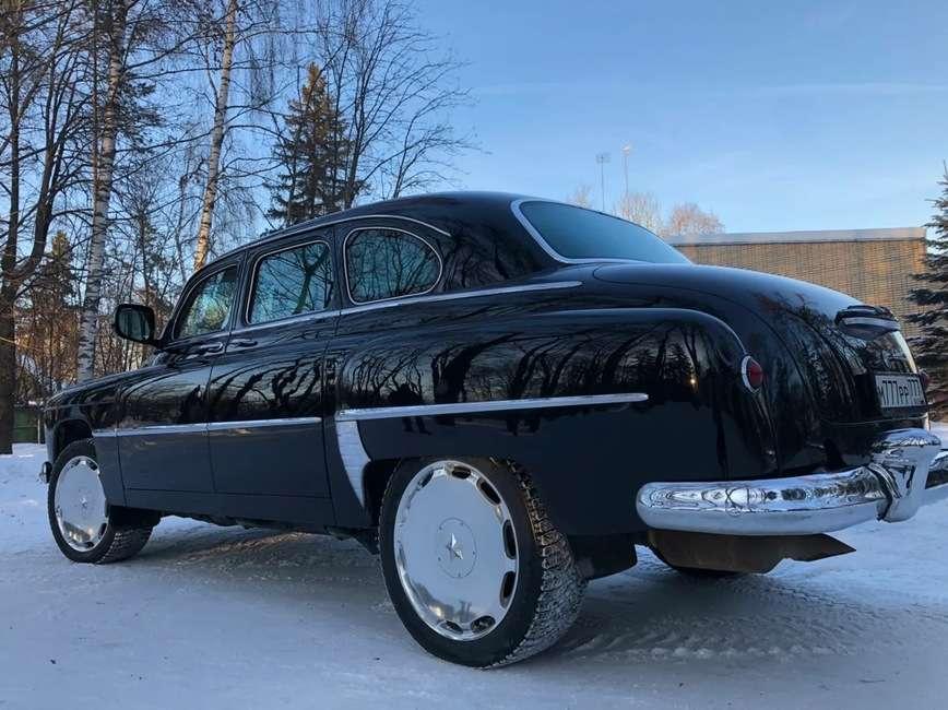 Гибрид советского лимузина и внедорожника Lexus продают по цене суперкара