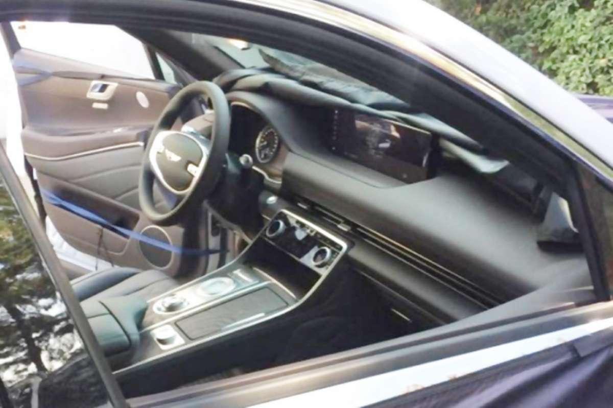 Премиальный кроссовер от Hyundai бросит вызов BMW X5 и Mercedes GLE
