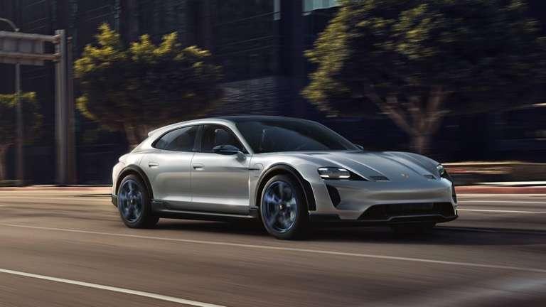 Новый электрокроссовер Porsche получит силовую установку как у марсохода