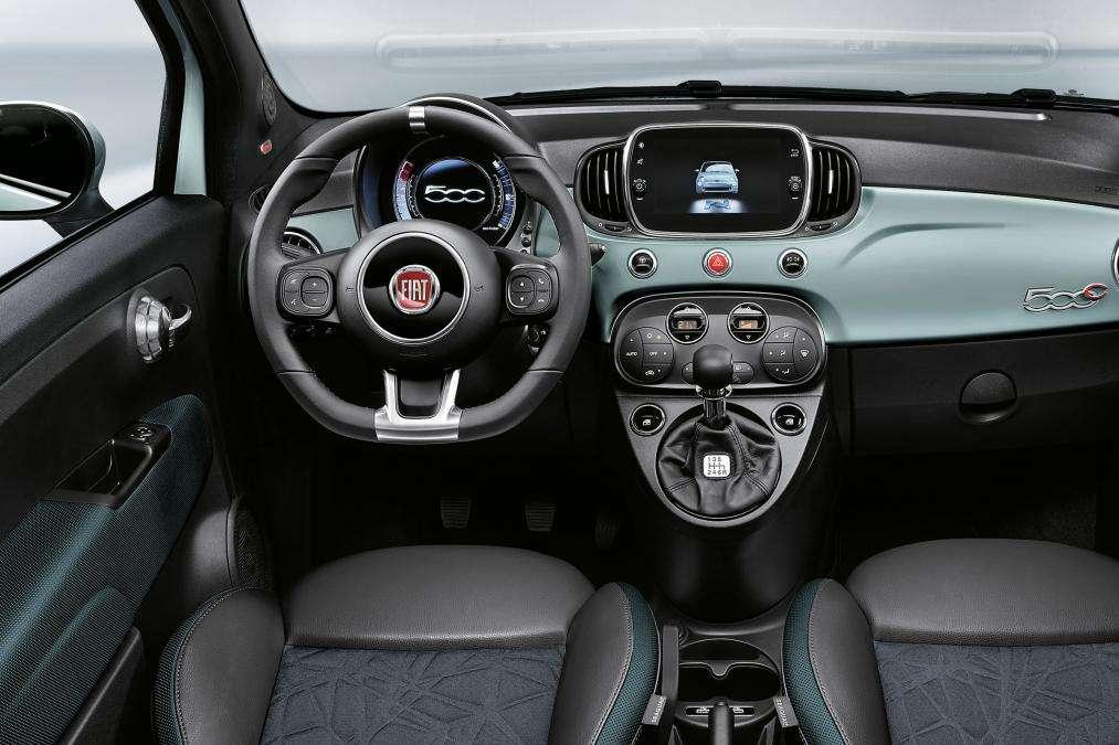Fiat 500 2020 прошел электрификацию