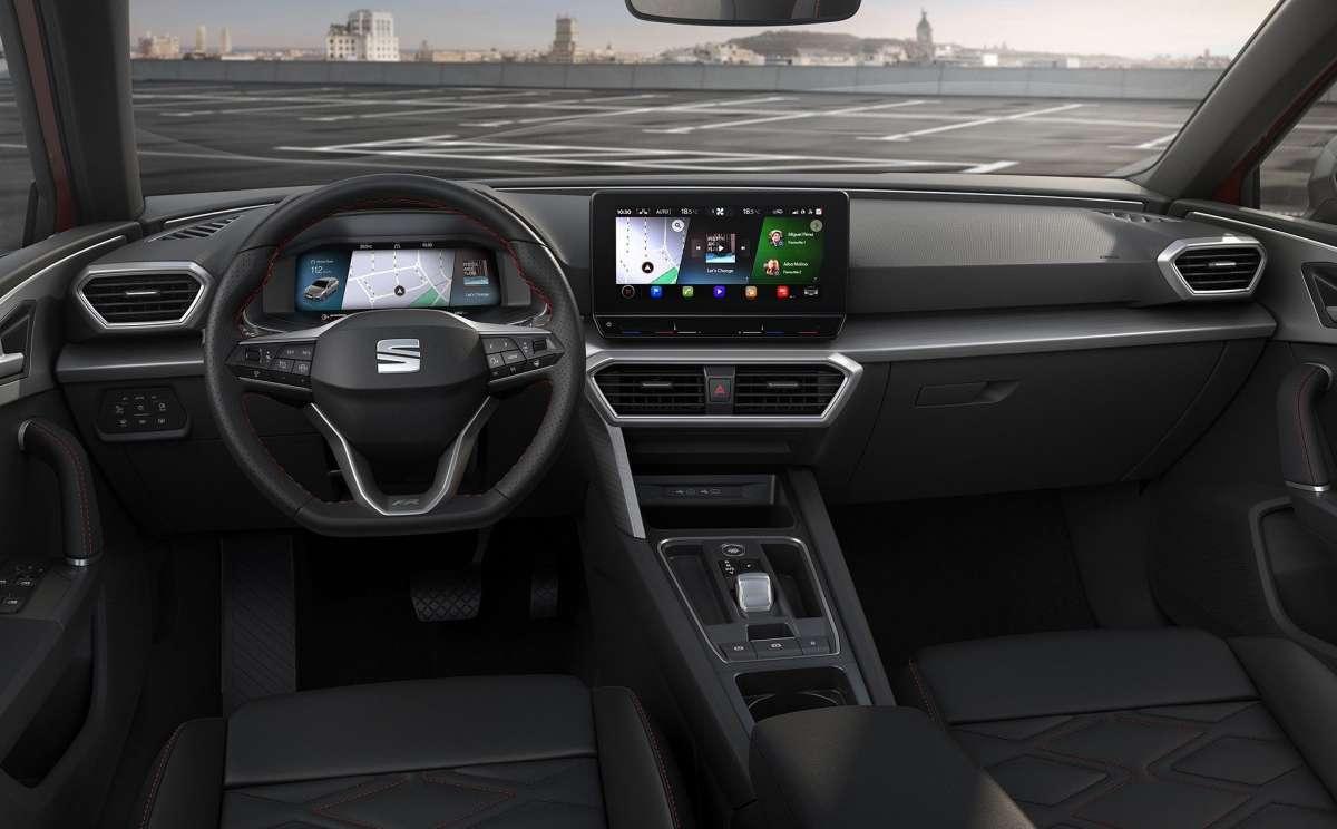 Плаг-ин гибрид Seat Leon станет самым мощным в линейке до появления «горячей» версии Cupra
