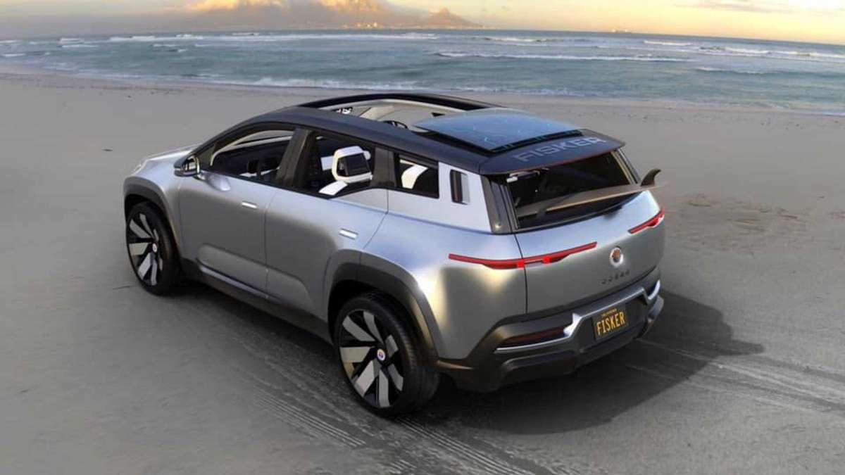 Новый конкурент Tesla Model Y: караоке и солнечные батареи на крыше