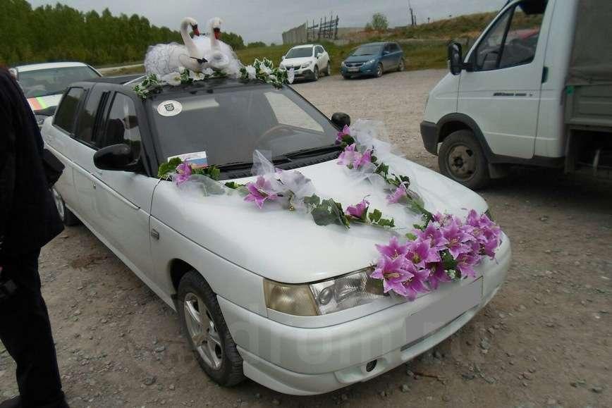 На продажу выставлен уникальный лимузин ВАЗ-2110