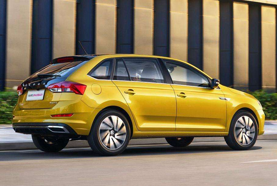 New Skoda Spaceback 2020: official photos and details