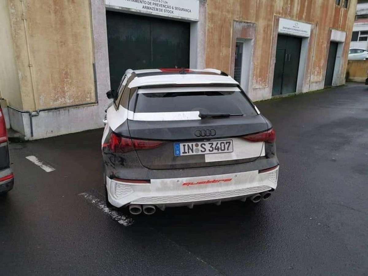 Новый Audi A3 2020: каким будет премиальный брат VW Golf 8