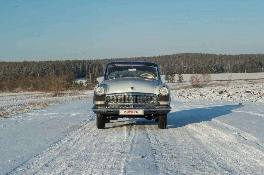 Уникальную дизельную Волгу ГАЗ-21 продают по цене нового BMW X5