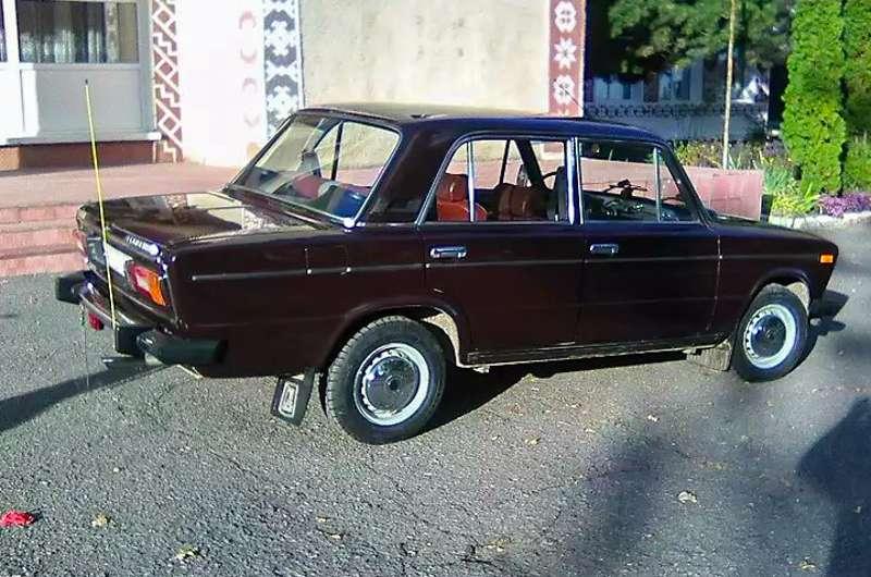 В Украине выставили на продажу 33-летний ВАЗ-2106 в идеальном состоянии (ФОТО)