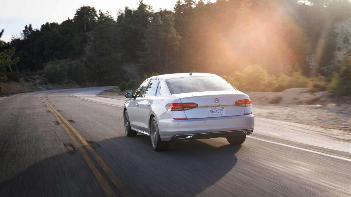 Volkswagen Passat оказался под угрозой исчезновения с американского рынка