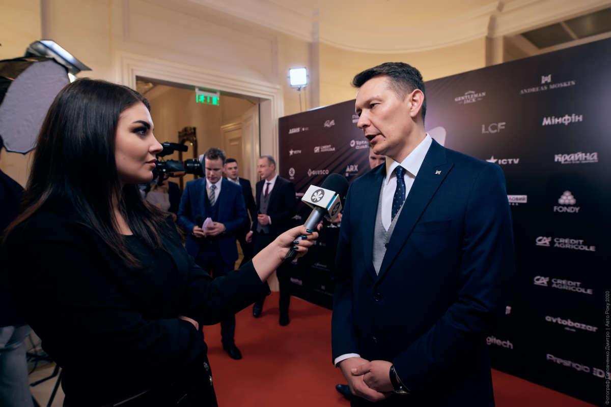 Директор всеукраинской акции Автомобиль года 2020 Андрей Волощенко