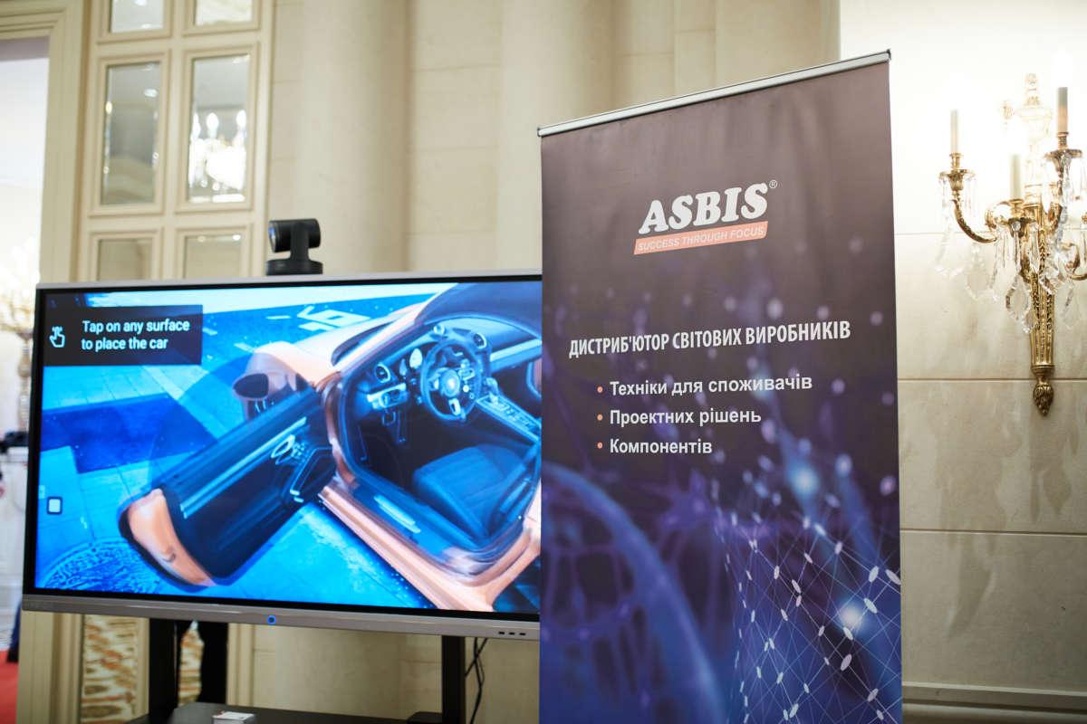Парнер церемонии ASBIS (Prestigio D1, Logitech, Prestigio Solutions)