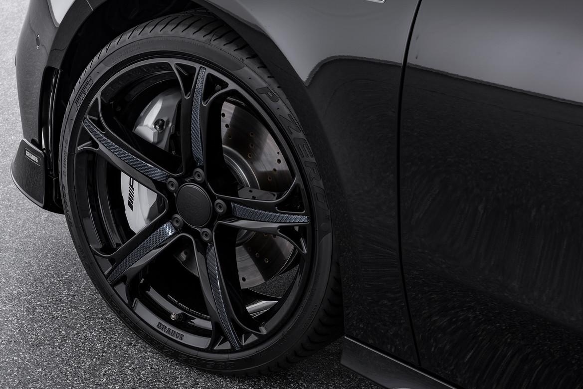 Ценник на Mercedes-AMG A35 после прокачки от Brabus взлетел до 90 000 долларов (ФОТО)